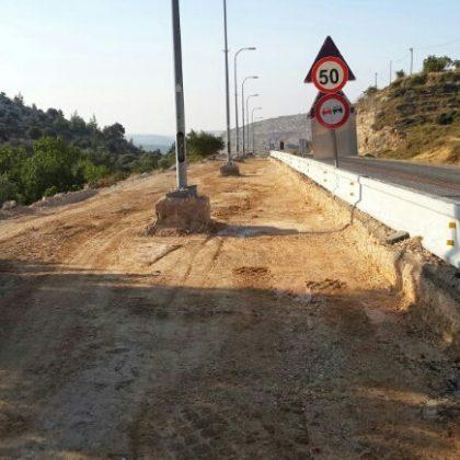 פרויקטים – כביש 60